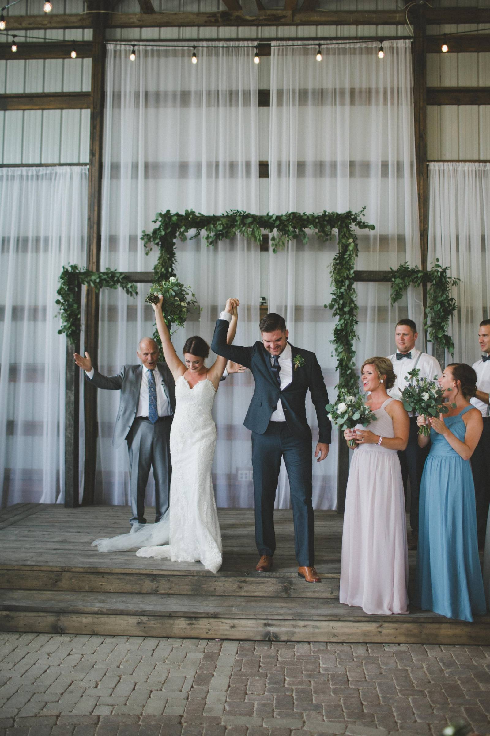 The Rustic Wedding – Part I images