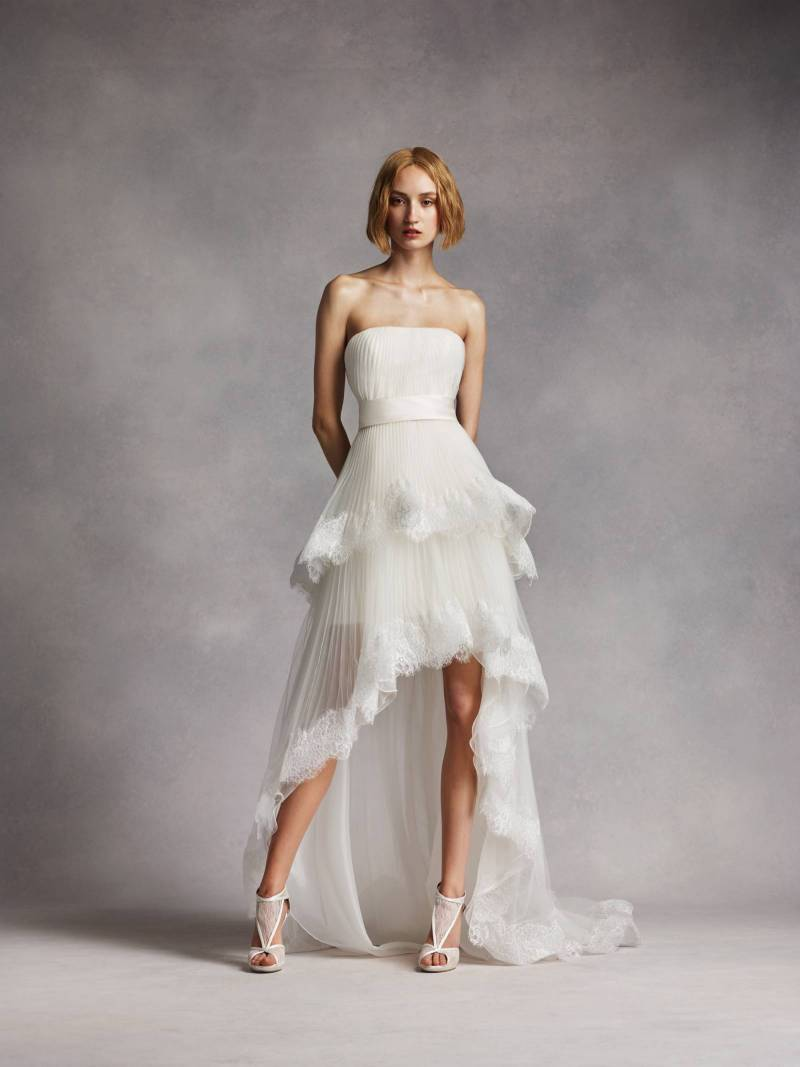 WHITE by Vera Wang Fall 2015 Collection | Hawaii Wedding Gowns