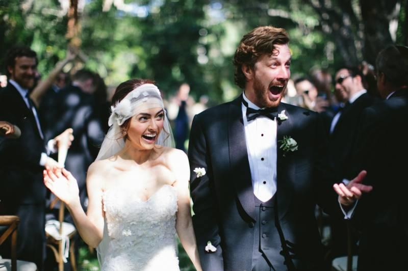 A Magical Wedding In Ojai Valley California Ojai Real Wedding