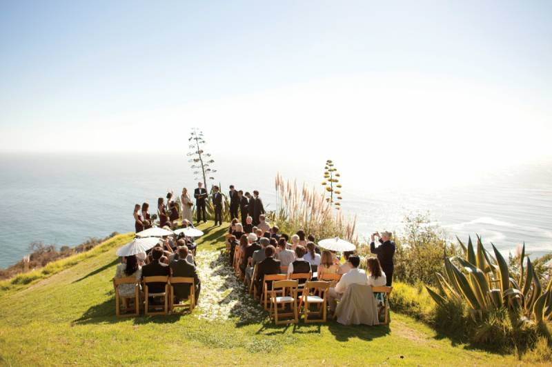 The Edge of Time: A Rustic Wedding in Big Sur | Big Sur | Item 2