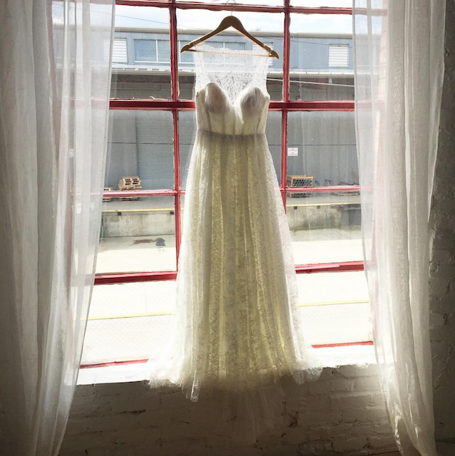 Consignment Wedding Dress 4 Perfect