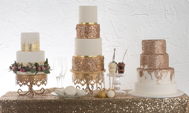 The Frosted Affair Debuts 2015 Wedding Cake Collection Designed By - Beer Can Wedding Cake