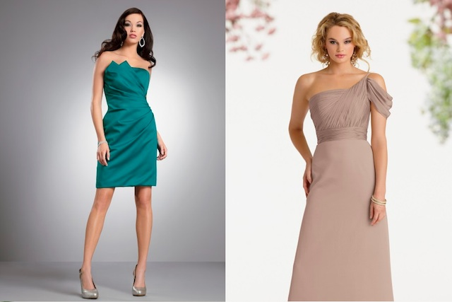 Jordan Fashion Bridesmaid Dresses Colors