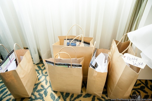 Creating Nashville Welcome Bags For Your Out-of-town Wedding Guests