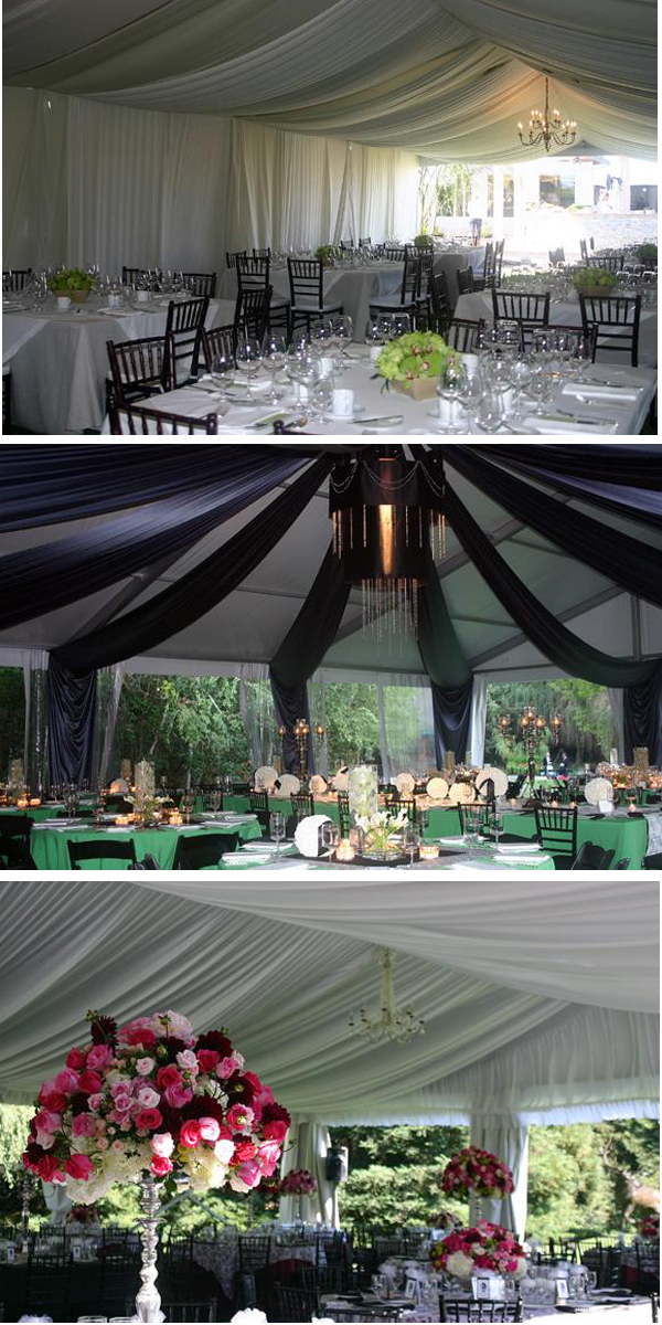 Images for Celebrations Tents & Lake Tahoe Wedding Tips   The Importance of Tents   Lake Tahoe