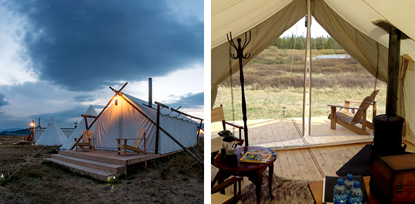 & Lake Tahoe Glamping and Tents with Under Canvas Events | Lake Tahoe