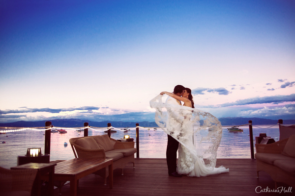 West shore cafe wedding by one fine day events lake tahoe west shore cafe wedding malvernweather Choice Image