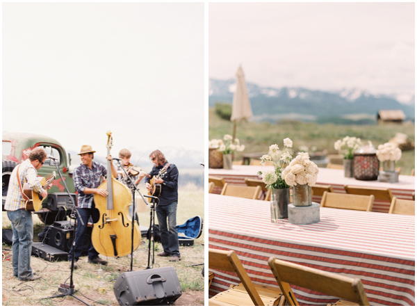 Try These Inspiring Ideas To Liven Up Your Mountain Summer BBQ Engagement Party