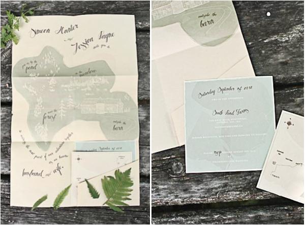 Nature Inspired Wedding Invitation Trends