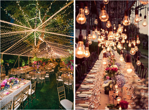 Twinkle Lights 2 & Twinkle Lights for Your Lake Tahoe Outdoor Wedding | Lake Tahoe ...