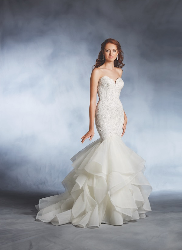 Alfred Angelo Unveils 2017 Disney Fairy Tale Weddings Bridal