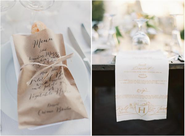 Elegant wedding menu ideas and inspiration for your lake tahoe elegant wedding menu ideas and inspiration for your lake tahoe wedding gallery item 2 junglespirit Images