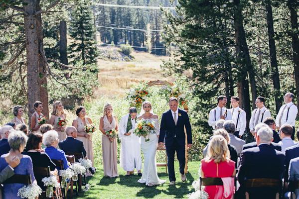 Lake tahoe wedding venue sugar bowl resort junglespirit Images