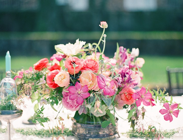 5 Pretty Wedding Centerpieces For Summer