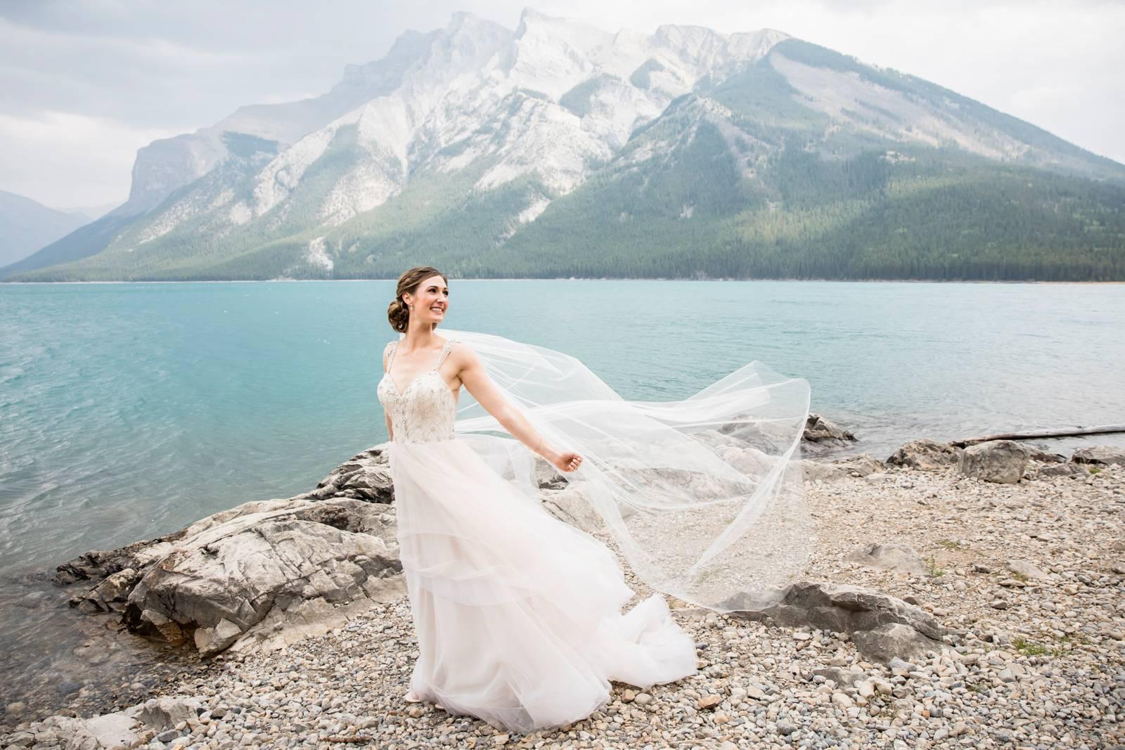 A Perfect Outdoor Banff Wedding at Mt. Norquay | Banff
