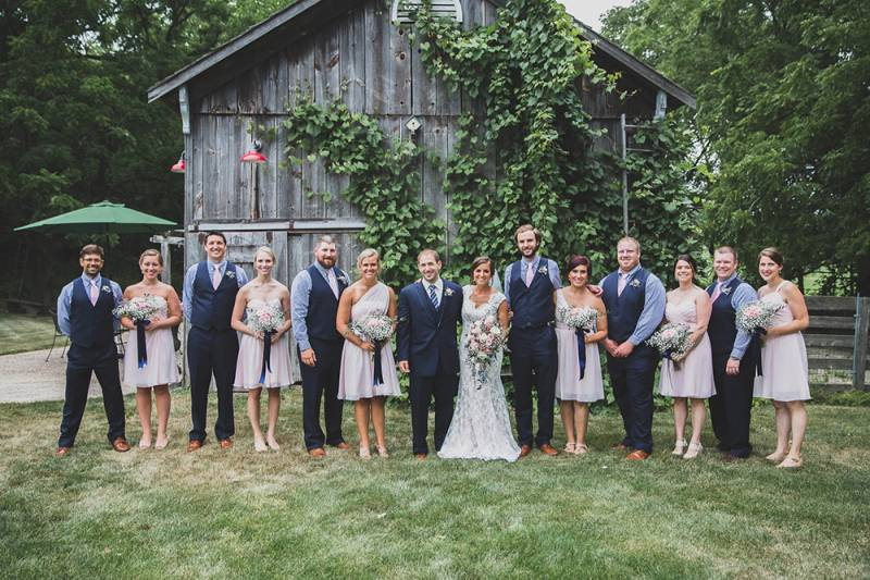 Wedding Party Lineups And Alternative Head Table Ideas Tips Tools