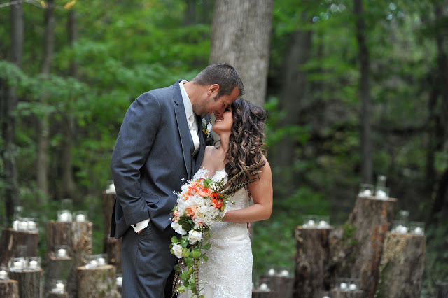 Wedding In The Woods | A Wisconsin Fairytale Wedding In The Woods Patrick Amanda