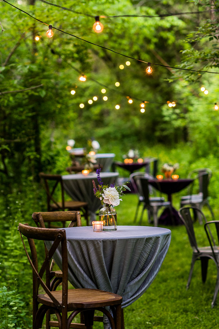 For The Most Romantic And Moody Of Outdoor Weddings, Let The Whimsical Woods  Be Your Stunning Backdrop To Your Happily Ever After.