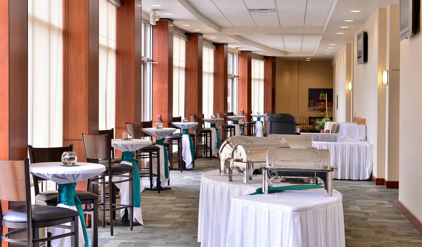 Holiday Inn Madison At The American Center Profile Portfolio