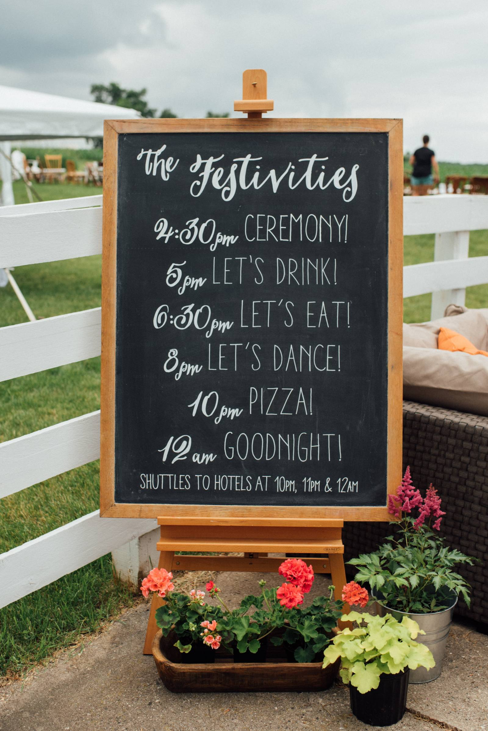 How To Plan Your Wedding Day Or Weekend Timeline Wisconsin