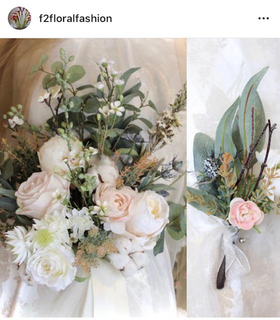 Green Garden Bouquet Canmore