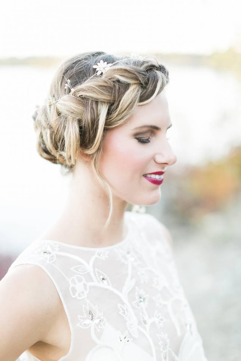 Bohemian Bride Hair & Makeup | Calgary Hair & Makeup