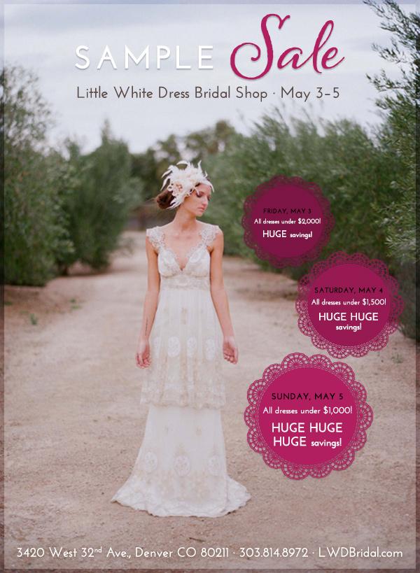 Sample sale at little white dress colorado junglespirit Gallery