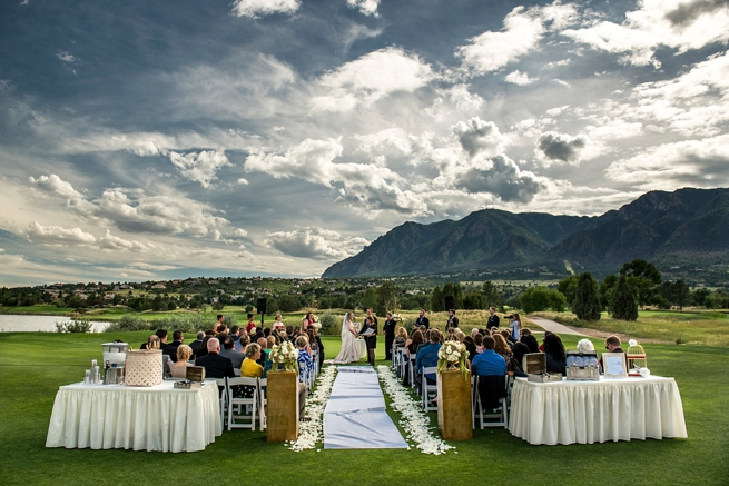 Classic Mountain Wedding In Colorado Springs Colorado Springs Real