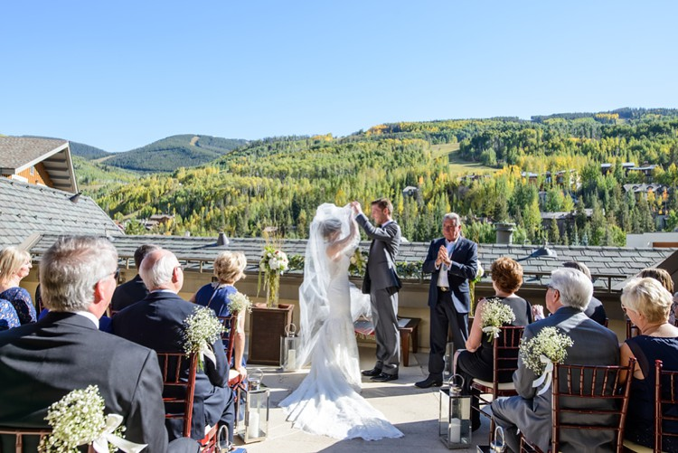 Classic Wedding At The Four Seasons Vail