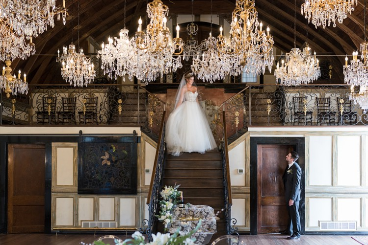 Classic Style With Chandeliers | Colorado Style & Trends & Styled ...