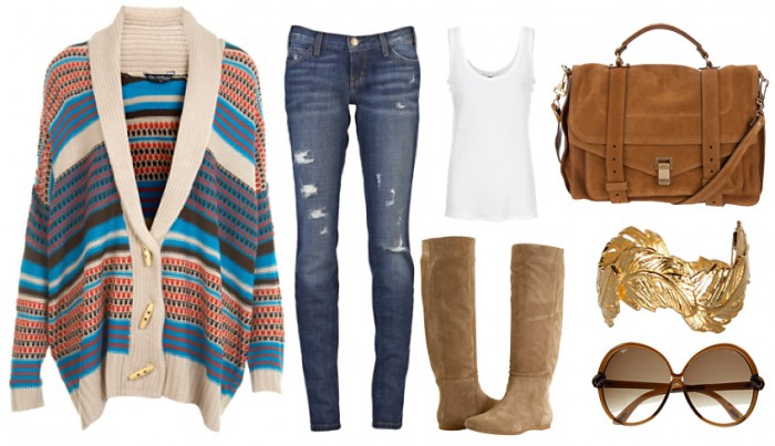 Boho Chic For Winter