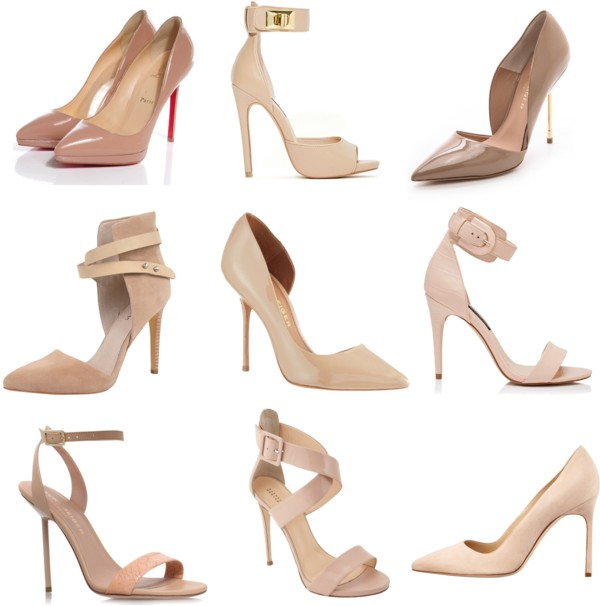 Spotted: Nude Heels | Colorado Fashion & Trends