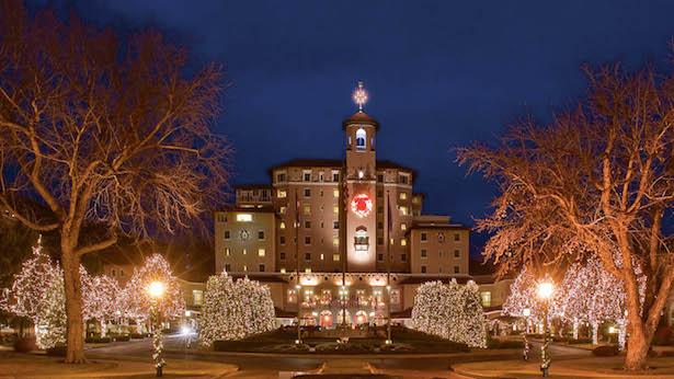 Christmas At The Broadmoor | Colorado