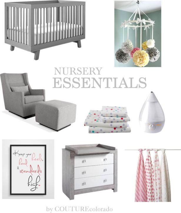15 Nursery Essentials | Colorado Nursery & Kids Rooms