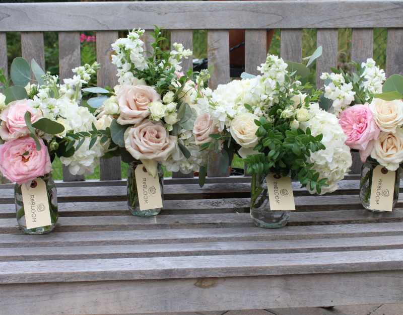 Enter To Win Have Them Recycle Your Wedding Flowers The Winner Receives Whole Package Rebloom Will Pick Up Their Events