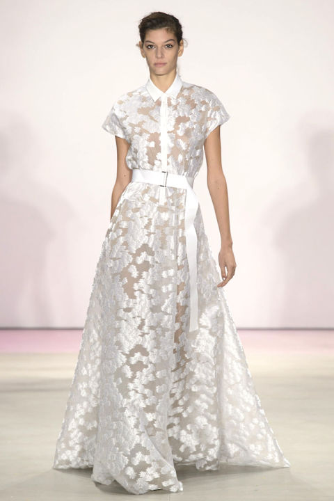 10 Ready-to-Wear Looks That Could Be Bridal Gowns | Japan Fashion ...