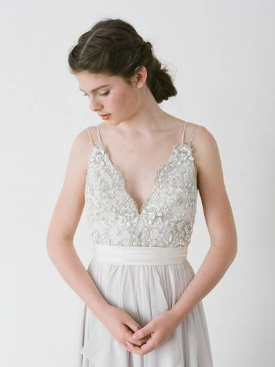 This Wedding Gown Takes Our Breath Away! | Calgary Bridal Shop