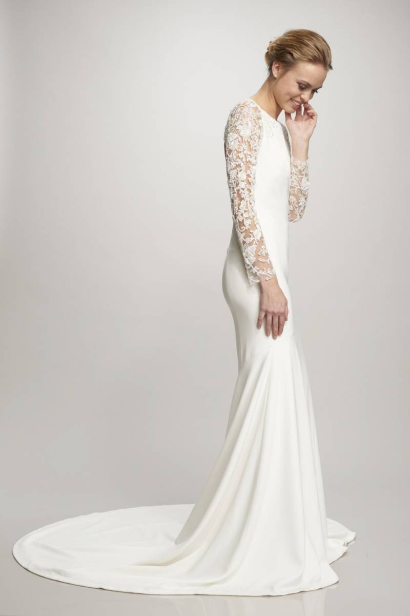 Our Favourite Wedding Gowns for a Fall Wedding | Calgary Bridal Shop ...