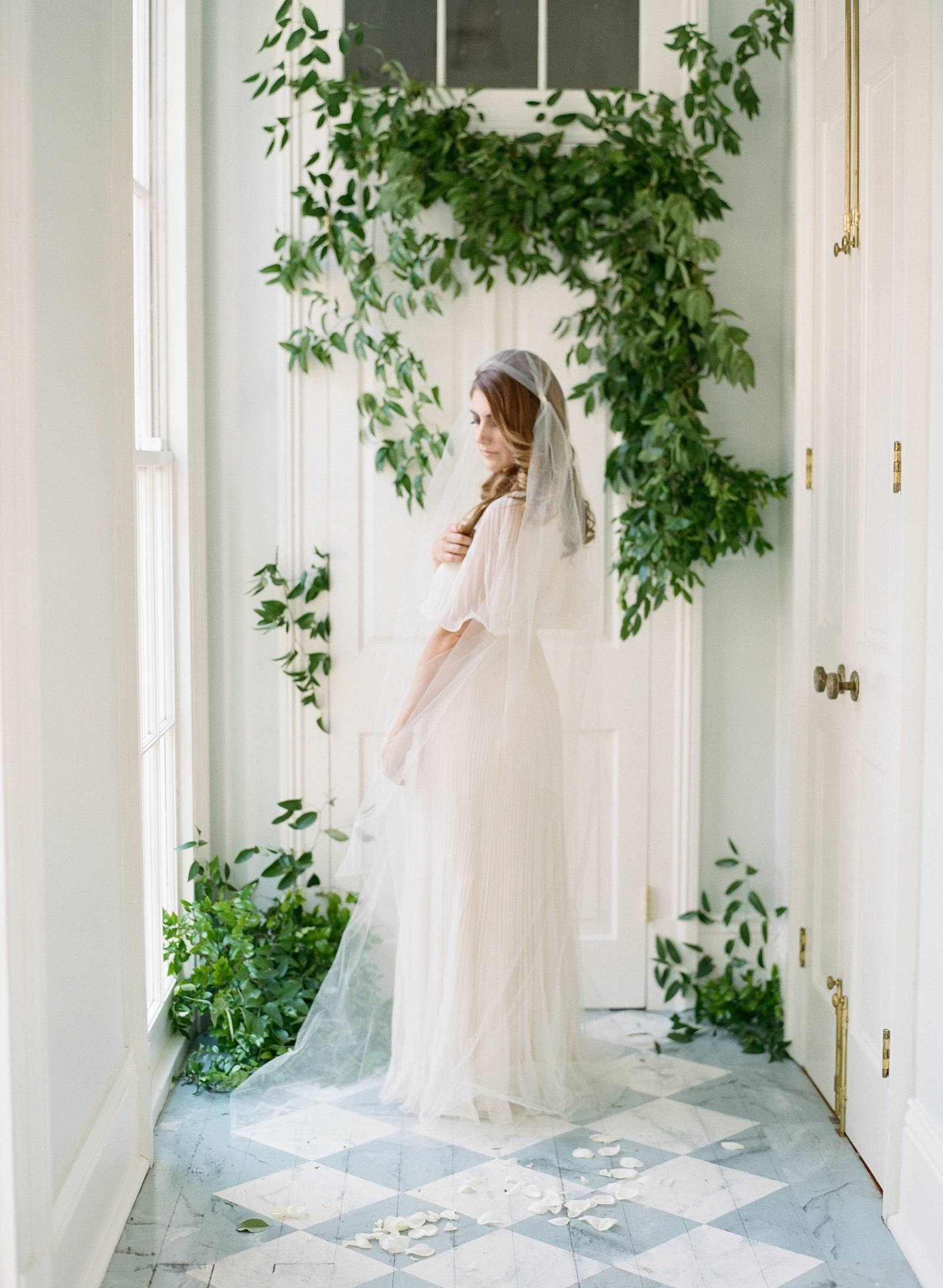0837805bd Fresh botanical inspired Bridal Boudoir