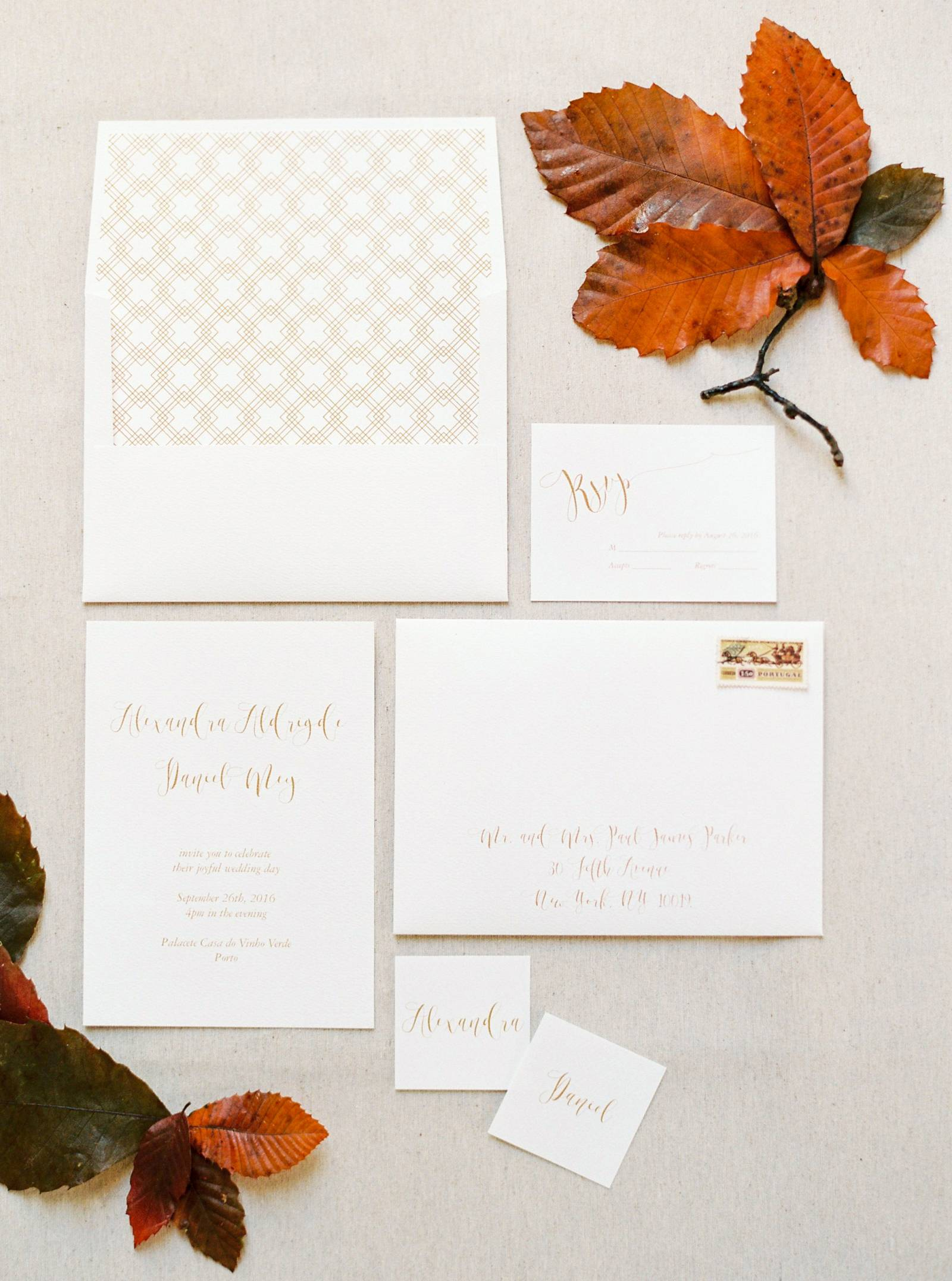 Vibrant Autumn wedding ideas from Portugal | Portugal Wedding ...