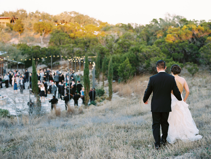 Real Texas Weddings: A Mission Style Wedding In The Heart Of Texas