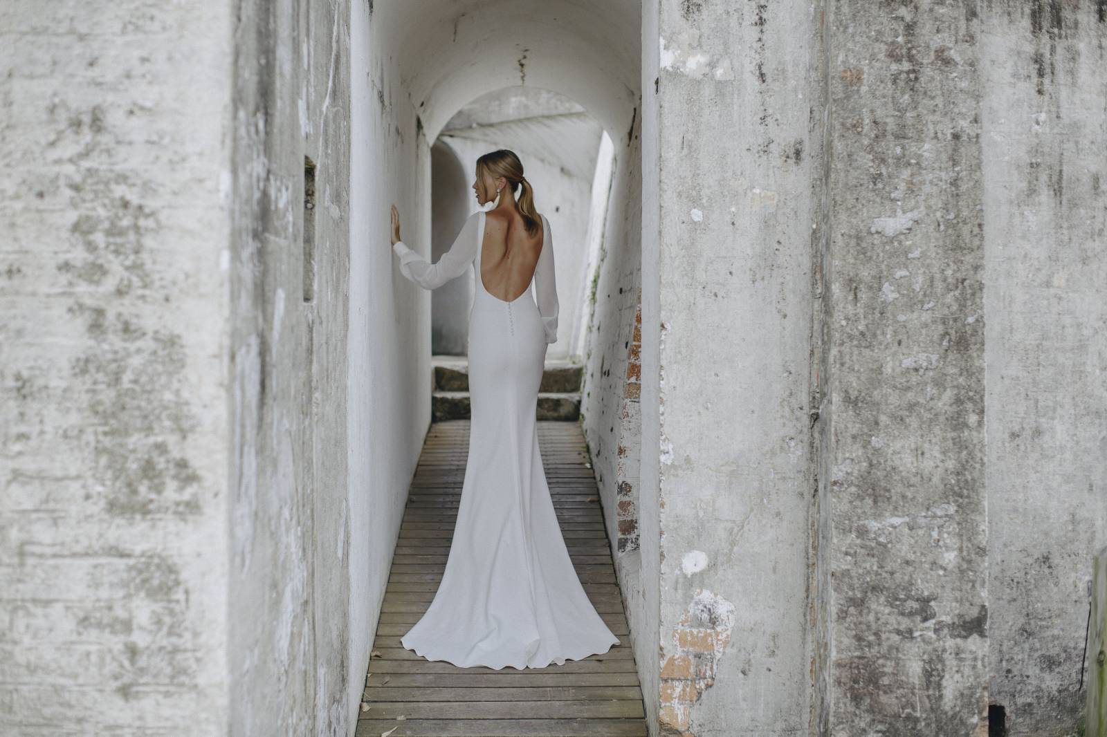 b0eb5b6260e Modern and elegant wedding gowns from Made with Love Bridal