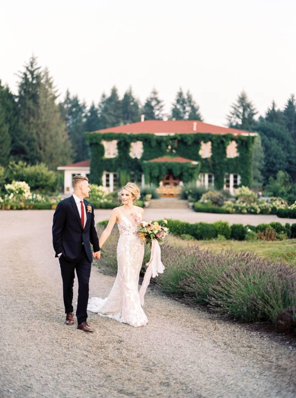 Vineyard Wedding Dress