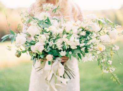 Lush And Elegant Wedding Ideas