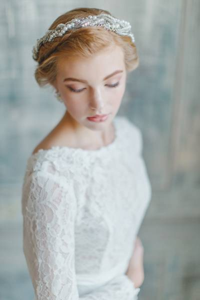 Ice Cool Winter Bridal Inspiration