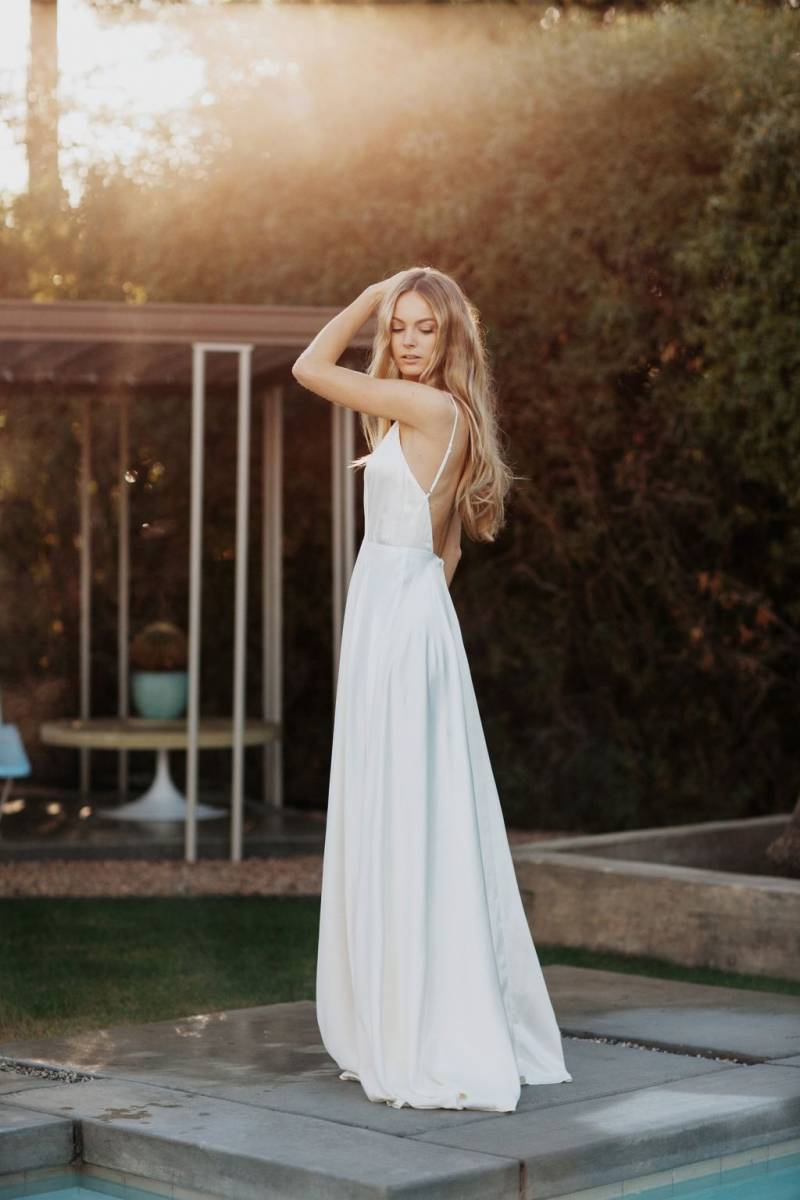 f4a842c090e Stylish and chic wedding gowns by Sarah Seven