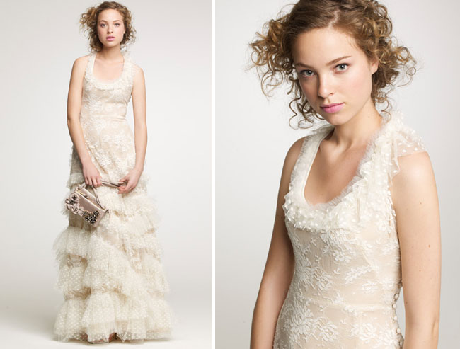 Top Wedding Gowns From J. Crew | Preview Image