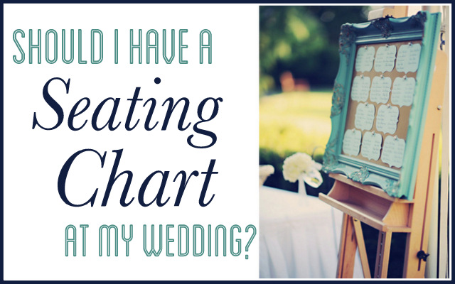 Should you have a seating chart at your wedding seating chart tips solutioingenieria Images