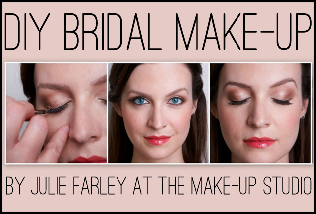Diy Bridal Make Up By The Make Up Studio