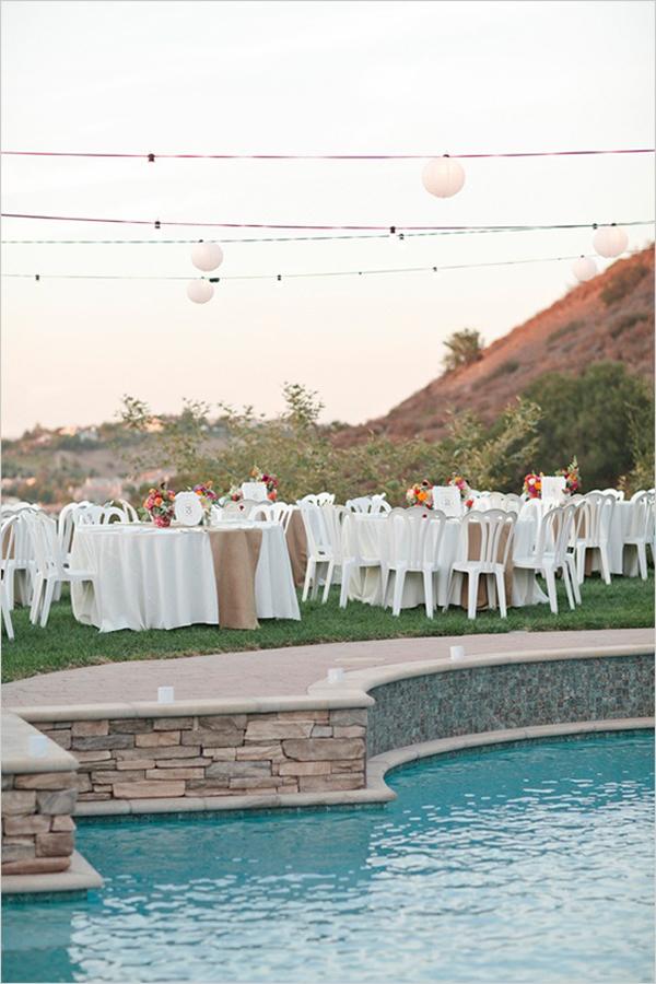 10 Steps To A Successful Backyard Wedding